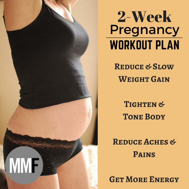 "Afraid Of Ruining Your Body?  14 Day Pregnancy Workout Plan    2 Weeks of Workouts  No Gym Required    ""You Can Still Tone Up During Pregnancy""    Take the Challenge!"