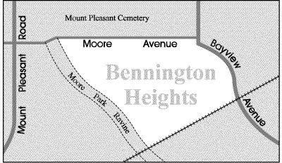 Toronto Neighbourhood Guide - Bennington Heights - Neighbourhoods