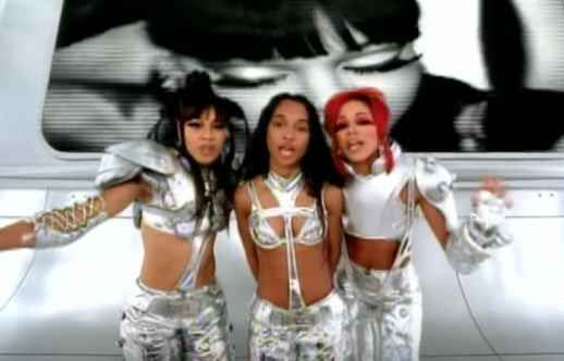 Tlc bitch like me paroles