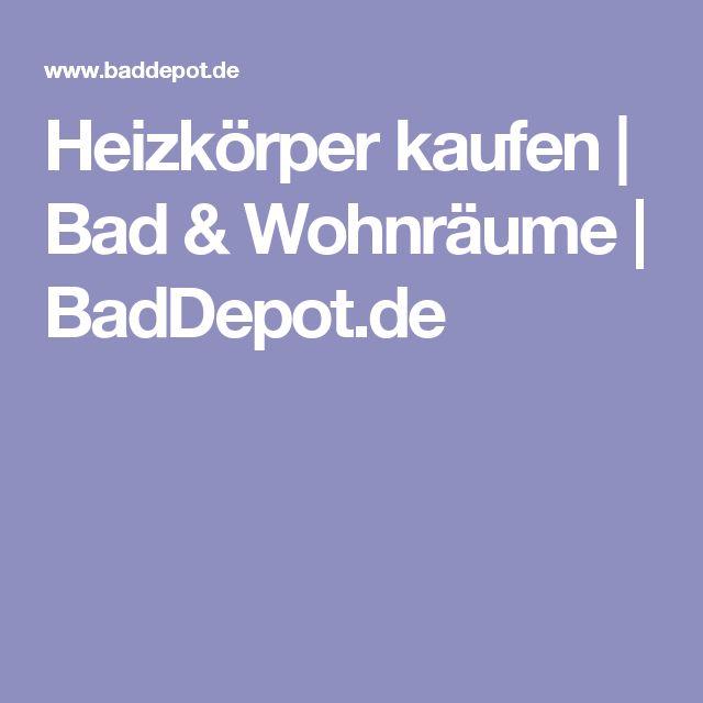 Heizkörper kaufen | Bad & Wohnräume | BadDepot.de