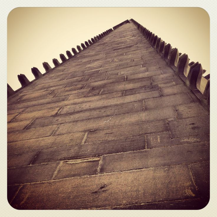 #Wakefield #Cathedral #spire - half of the way to the top