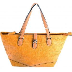 blanca 45Z 41805 003 žlutá dámská kabelka přes rameno Sisley