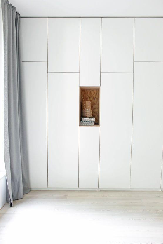 die besten 25 kleiderschrank ideen auf pinterest. Black Bedroom Furniture Sets. Home Design Ideas