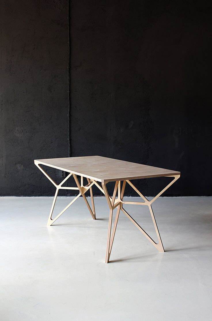 Plywood Furniture Collection by dontDIY