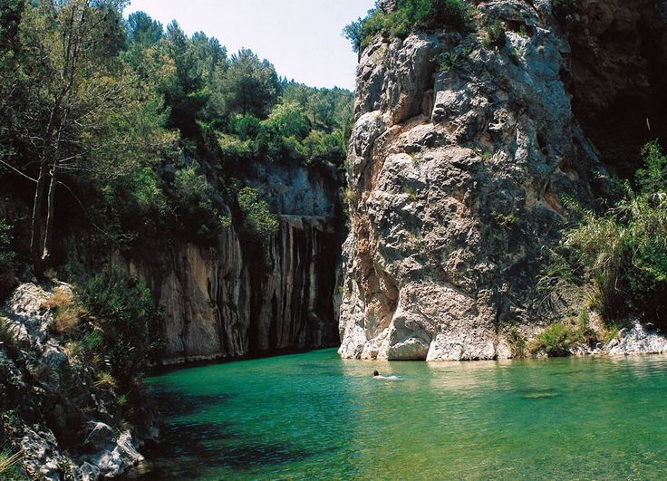 9 piscinas naturales en Valencia que tienes que visitar. Foto: La Fuente de los Baños, Montanejos. Castellón