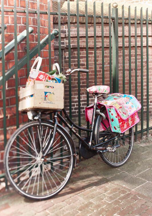 Confectionnez vos sacoches pour vélo!