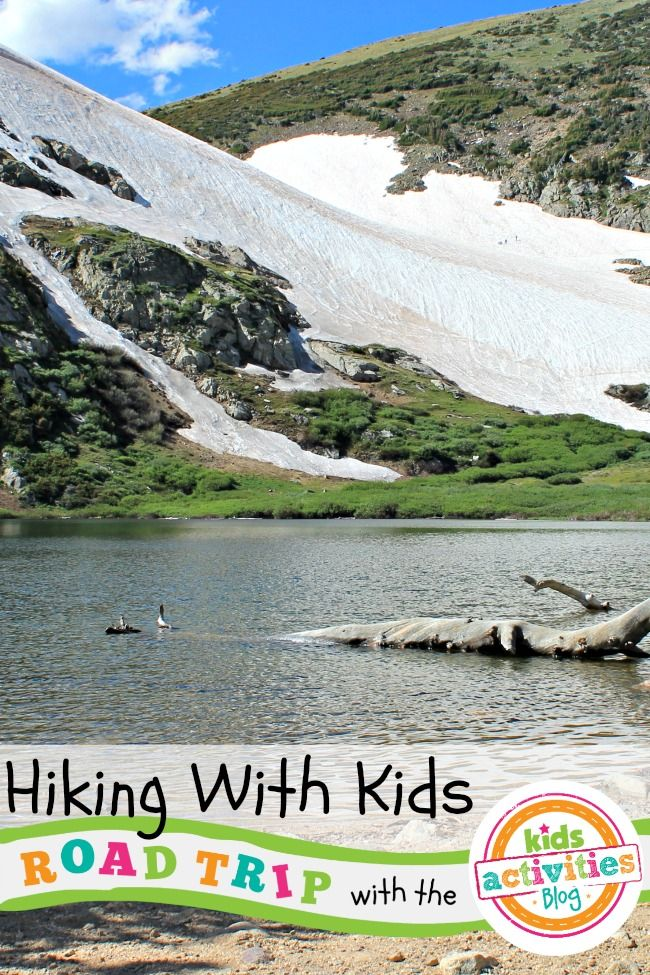 Hiking With Kids In Denver, Colorado - Kids Activities Blog