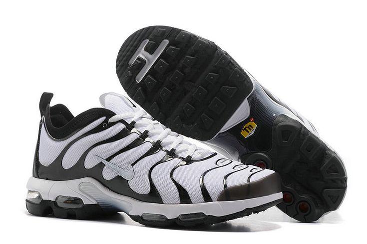 Nike Air Max Tn Cool Nike Air Maxs Plus Tn Ultra 898015 101 White Black Running Shoe