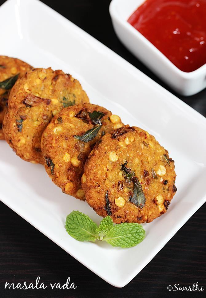 masala vada recipe swasthis recipes