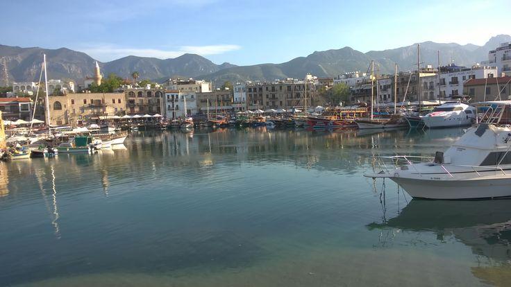 Cyprus /Kyrenia/Girne Harbour 2016 ❤