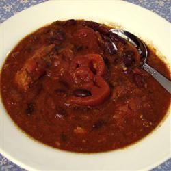 Turkey Chilli in the Slow Cooker @ allrecipes.com.au