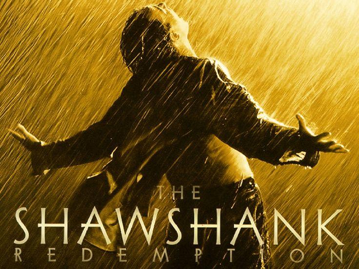 shawshank redemptionFilm, The Shawshank Redemption, Great Movie, Rita Hayworth, Morgan Freeman, Morganfreeman, Prison Breaking, Tim Robbins, Favorite Movie