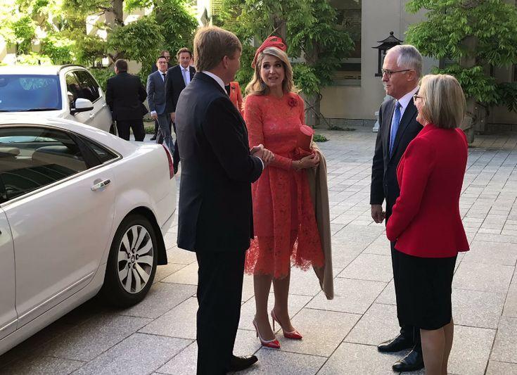 Staatsbezoek Australië - dag 3 dagprogramma | ModekoninginMaxima.nl