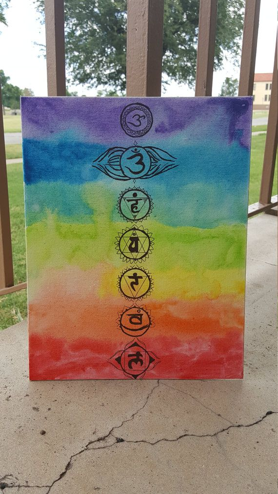 Check out this item in my Etsy shop https://www.etsy.com/listing/467093083/chakra-watercolor-painting-gypsy