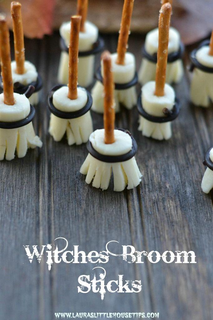 Witches Broom Sticks Recipe www.lauraslittlehousetips.com