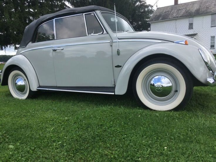 👉1965 Volkswagen Beetle  Classic  1965 Volkswagon convertible