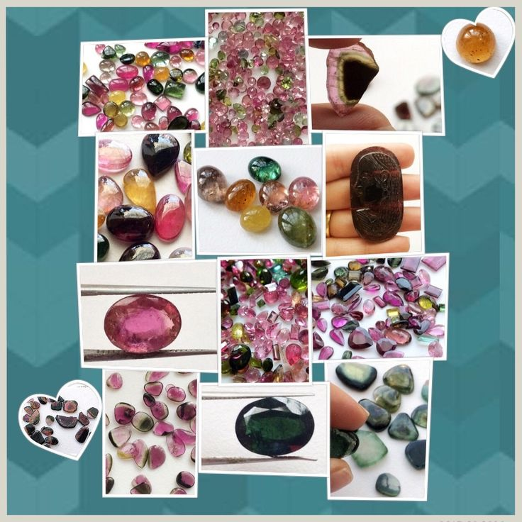 Tourmalines - Just the perfect beauties to add to any jewelry to turn it exquisite- find the largest range online in watermelon tourmaline slices, rose cut cabochons, plain cabs, loose ring size stones, tourmaline carvings! Shop on Gemsforjewels FLAT 50%