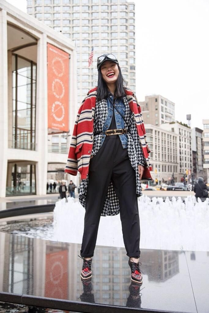 #NYFW #fashion #streetstyle #style #AW14