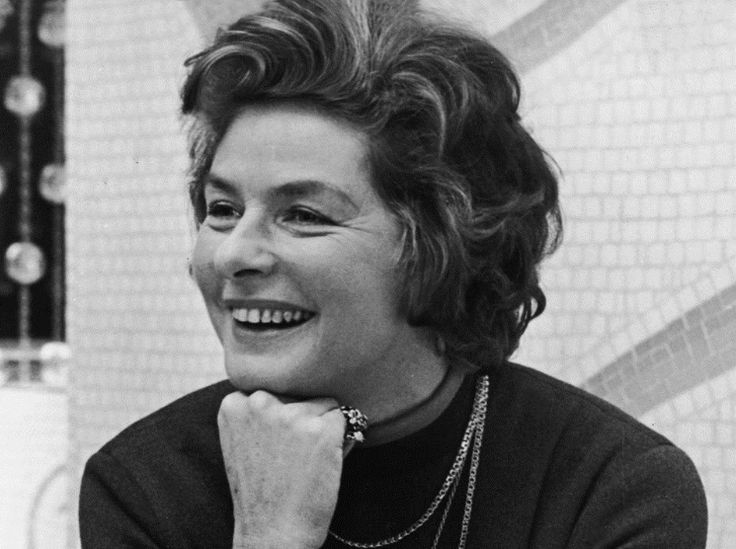 """I was the shyest human ever invented, but I had a lion inside me that wouldn't shut up!"" Ingrid Bergman - Swedish actress"
