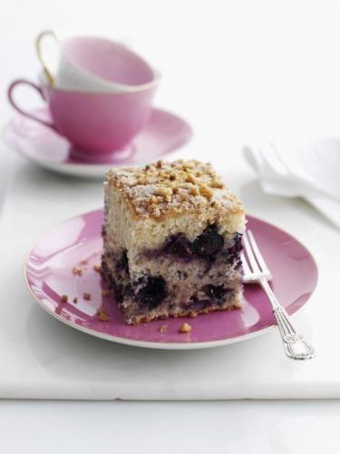 Blueberry Cake - Recipe