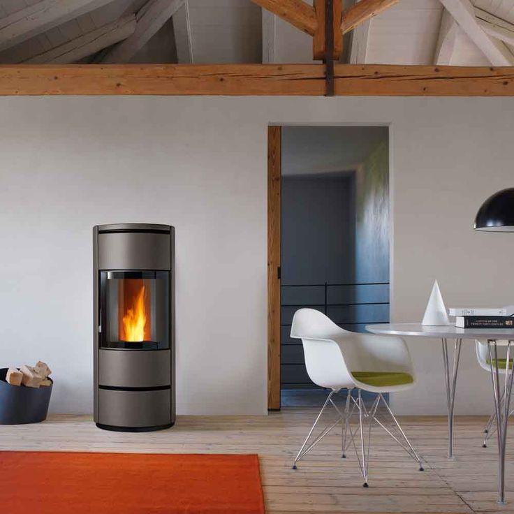 Calore - Piazzetta Pellet Fireplaces