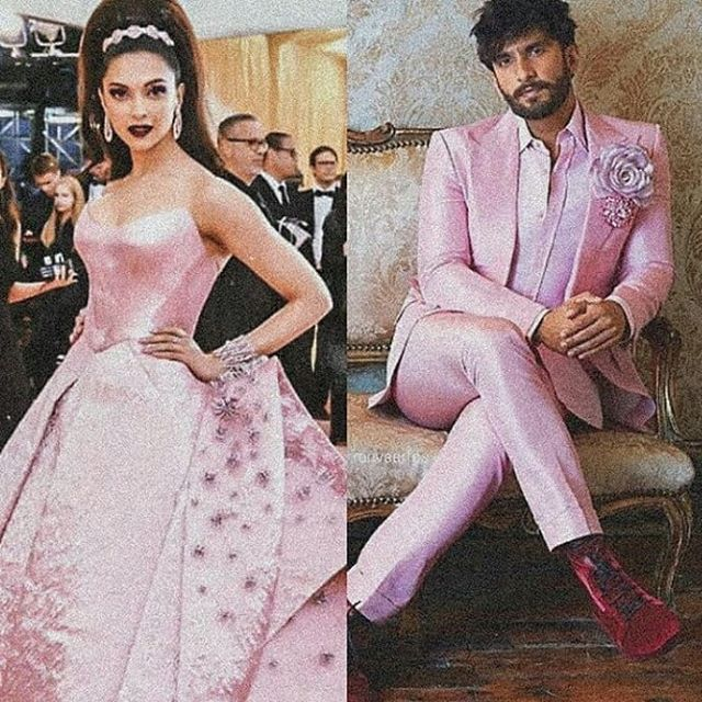 Image May Contain 2 People Fashion Couple Fashion Deepika Padukone