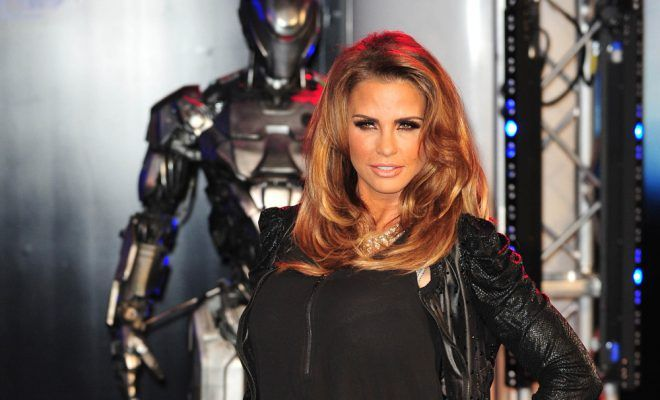 Katie Price wants to be surrogate to Julian Clary