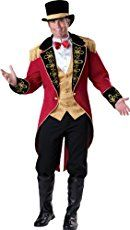 The Best Ringmaster Costumes | CostumeModels.com