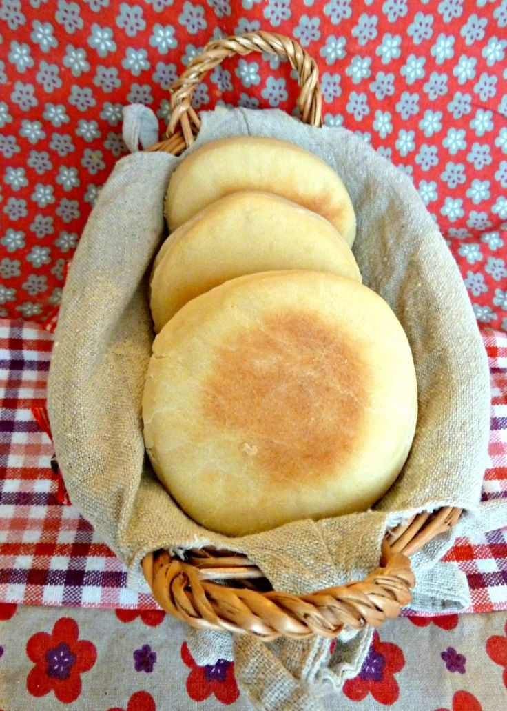 Des muffins anglais au four: 15 minutes.