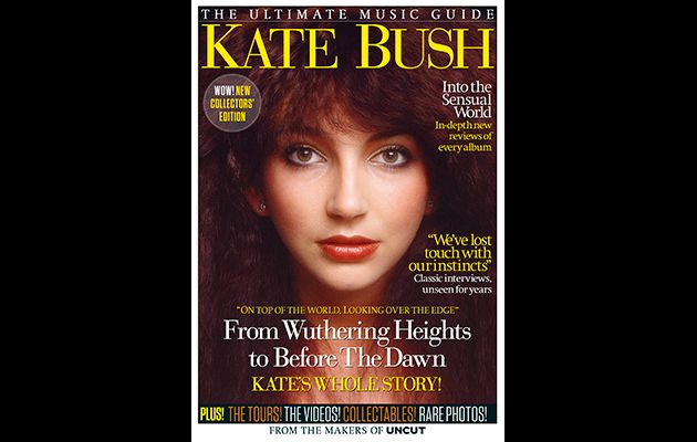 Our sister mag Uncut have made a Kate Bush special full of great NME and Melody Maker archive features about the 'Babooshka' legend. Check it out here: http://nmem.ag/K9vBT