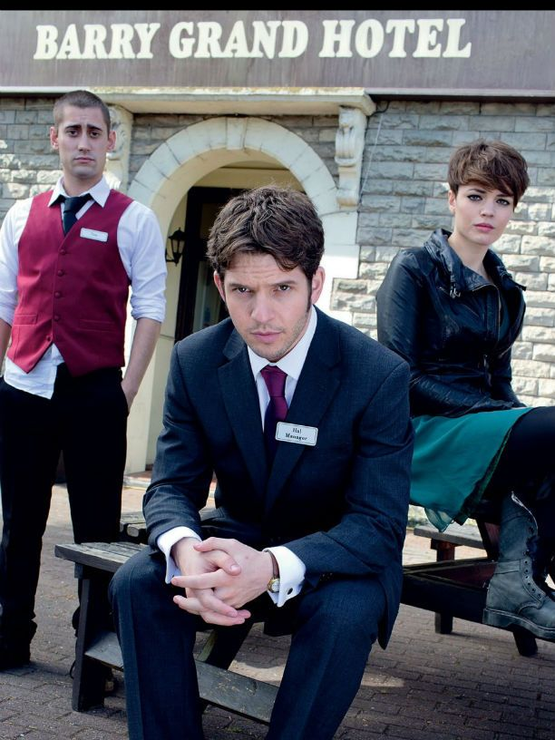 Being Human (UK) - Still the superior version, but I miss the old cast.