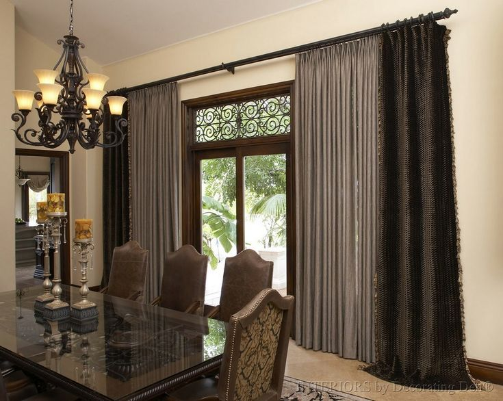 10 Best Extra Long Curtains Images On Pinterest Extra