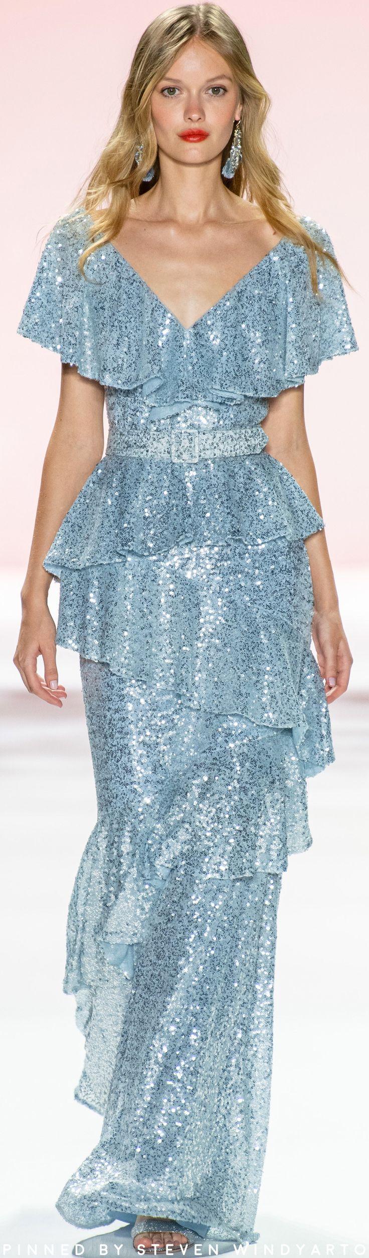 Badgley Mischka Frühling 2020   – Women's Fashion