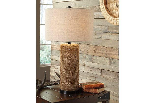 Brown Talbbart Table Lamp View 1