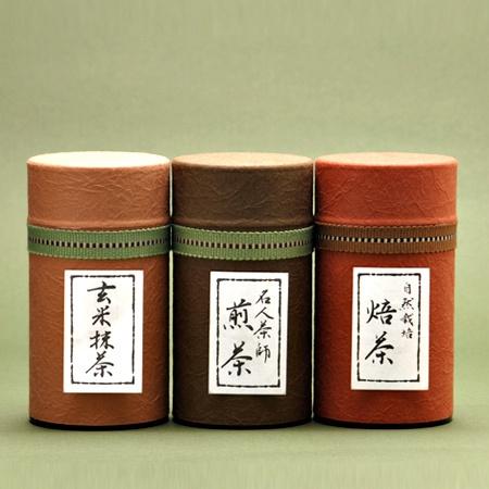 Japanese tea // Packaging Design