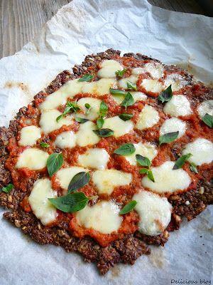 Semínková pizza