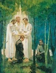 """O Sacerdócio de Melquisedeque é uma das """"ordens"""" do sacerdócio de A Igreja de Jesus Cristo dos Santos dos Últimos Dias (Igreja Mórmon). Ele é chamado de """"sumo sacerdócio da santa ordem de Deus"""" (Alma 4:20, 13:8) ou simplesmente como o """"sumo sacerdócio"""". O sacerdócio foi restaurado para o Profeta Joseph Smith e Oliver Cowdery …"""
