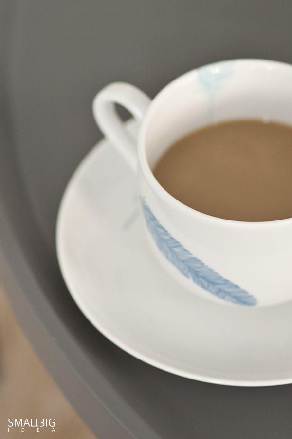 © smallbigidea.com cup of coffee. Kalva.