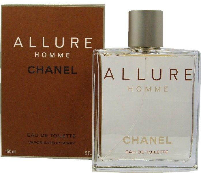 Allure Pour Homme Chanel eau de toilette 150ml. Αποκτήστε το από 112€ με έκπτωση στα 99€. #aromania #ChannelPerfumes #allurepourhomme