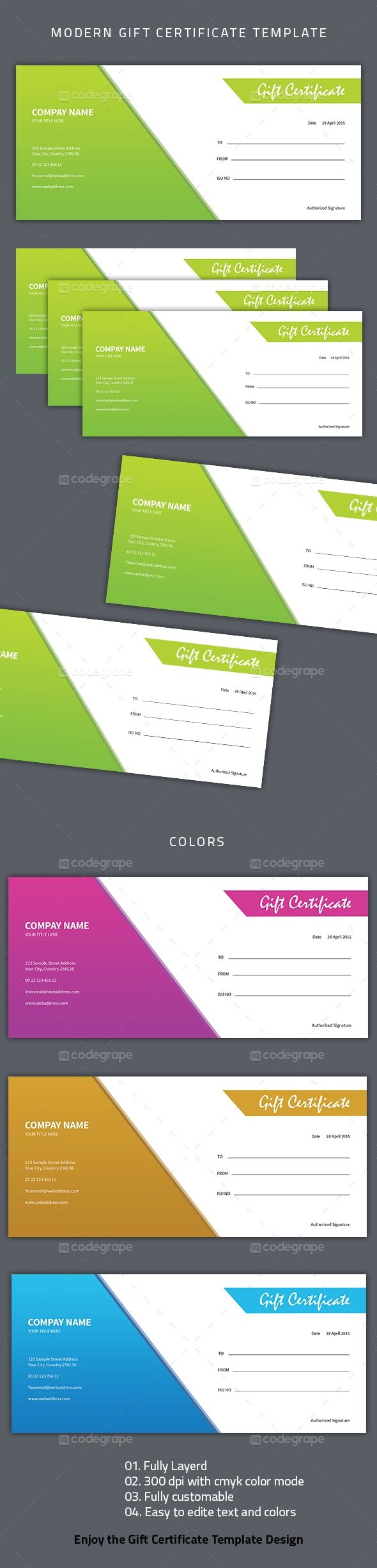homemade gift certificate templates gift tag templates 1000 ideas about gift certificate templates homemade