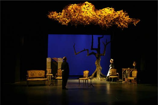 Theatre Set Design | The design went through a total of 5 transformations, finally ...