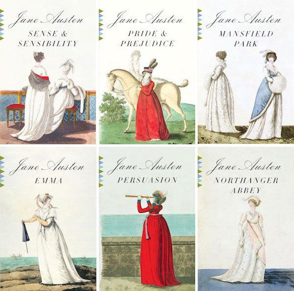 Vintage Classics Jane Austen Set