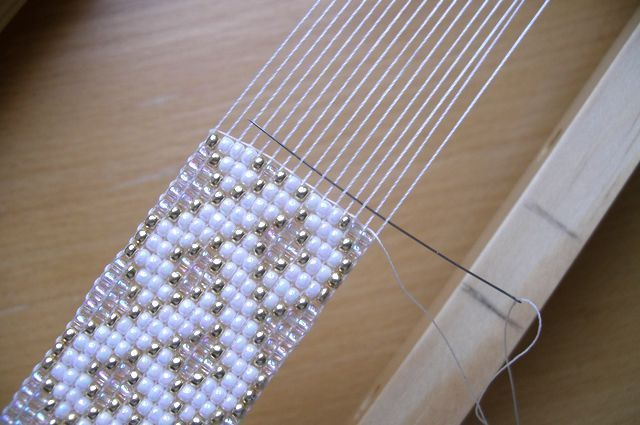 HOW TO MACHINE beading More