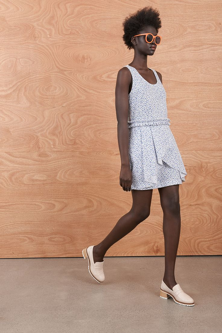 Volley Dress 'Domestic Fantastic' Resort Collection http://sistersandco.co.nz/products/kwvolleydress