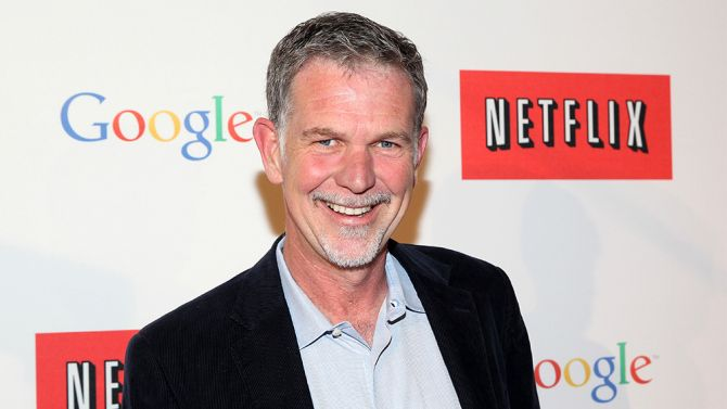 Netflix CEO Reed Hastings (Getty for Netflix)