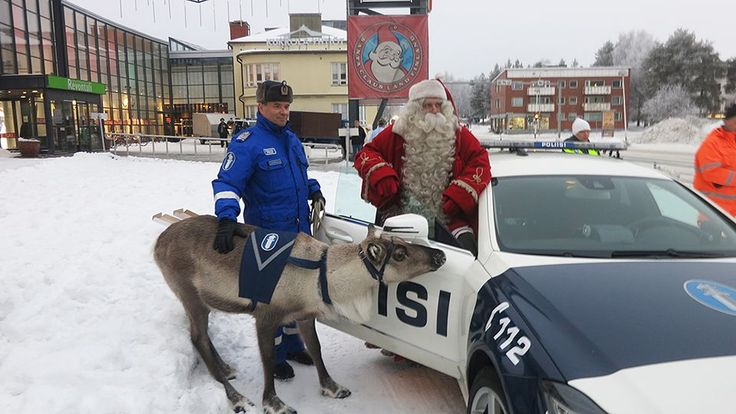 Finnish S.W.A.T team.