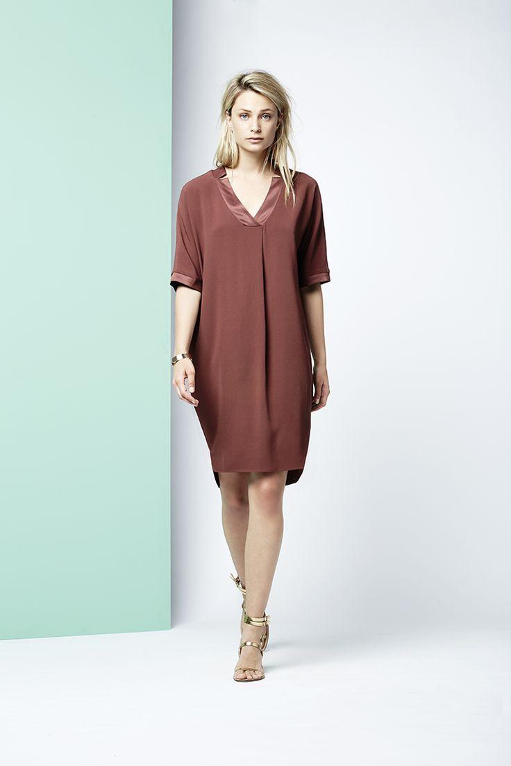 The Myla O-shaped dress.  Fashion // clothing // woman // inspiration // www.dante6.com