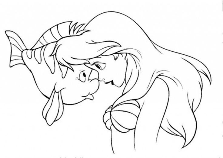 Ariel Free Coloring Pages Printable Sheets For Kids Get The Latest Images Favorite To Print