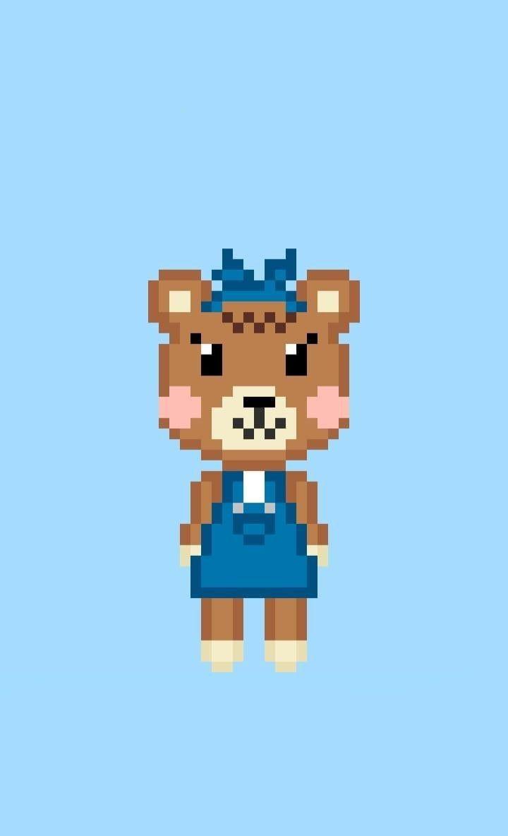 14+ Animal crossing pixel art ideas