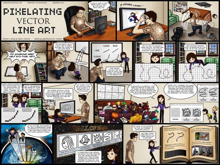 Line Drawing Algorithm Explained : Best images about art digital work on pinterest a